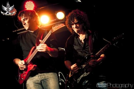 Big Noise Fest 2012 - Chain Reaction (& jam with Nono)
