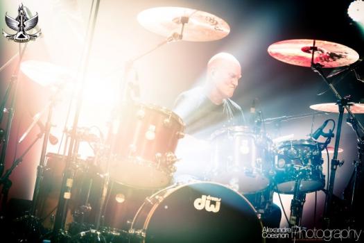 Big Noise Fest 2012 - Chris Slade Steel Circle   Le Brise Glace, Annecy.