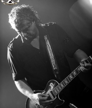 Big Noise Fest 2012 - Chris Slade Steel Circle | Le Brise Glace, Annecy.