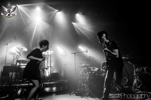 Big Noise Fest 2012 - Ginger Ginger | Le Brise Glace, Annecy.