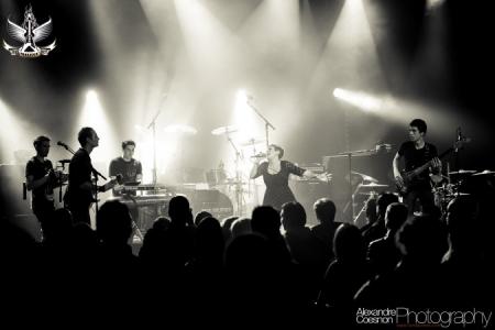 Big Noise Fest 2012 - Sideburn | Le Brise Glace, Annecy.