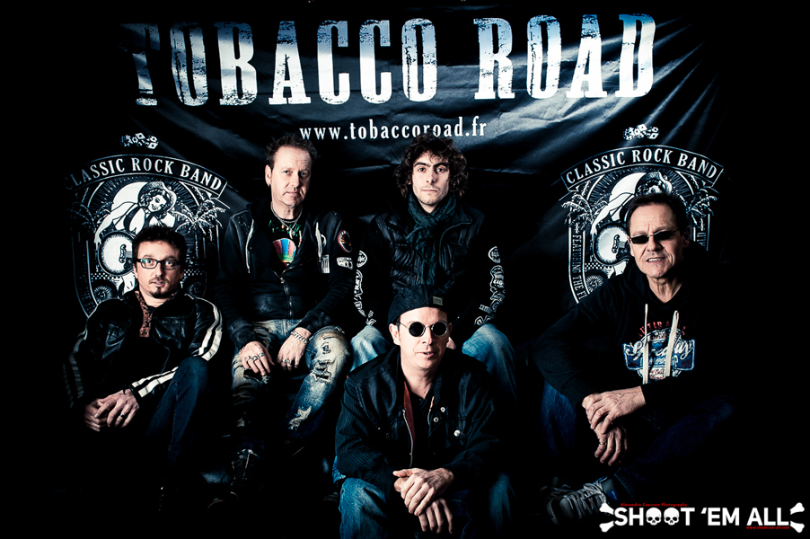 Tobacoo Road - New lineup